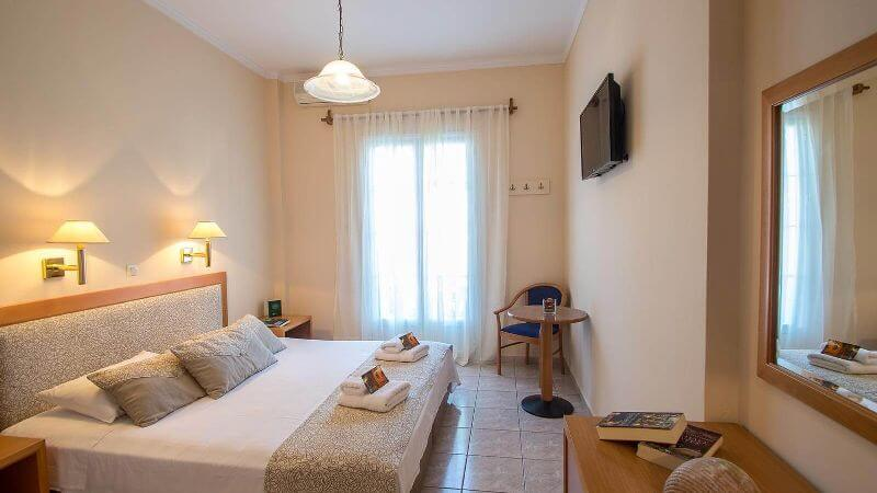 Superior Double Room Syros Atlantis Hotel