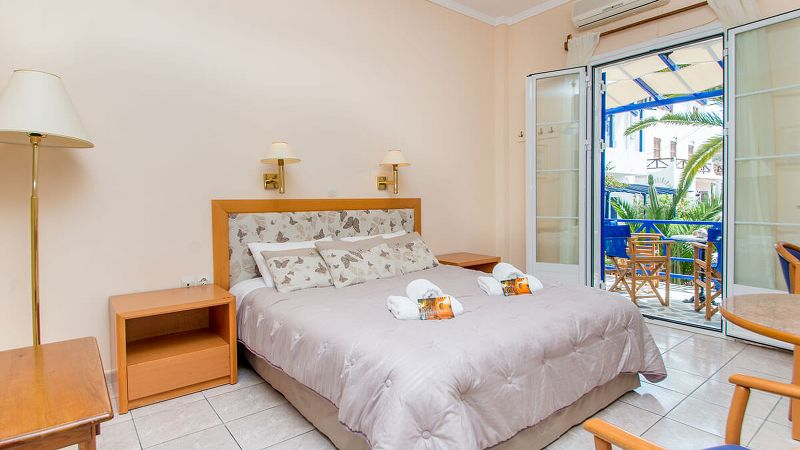 Interconnected Superior Family Apartment Syros Atlantis Hotel